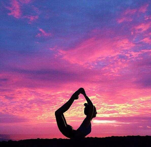 月经期间能否继续练习瑜伽