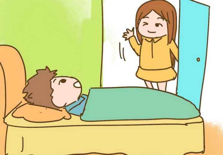 有什么更好的方法让孩子跟父母分床睡觉呢?