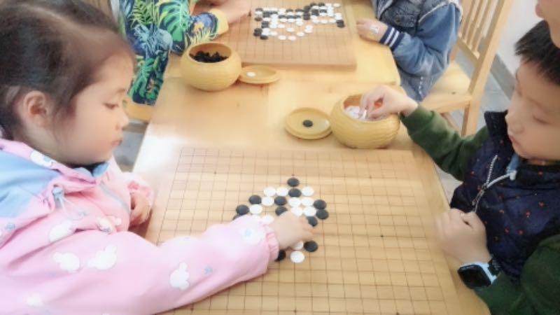 学围棋真的可以提高孩子的思维能力么?