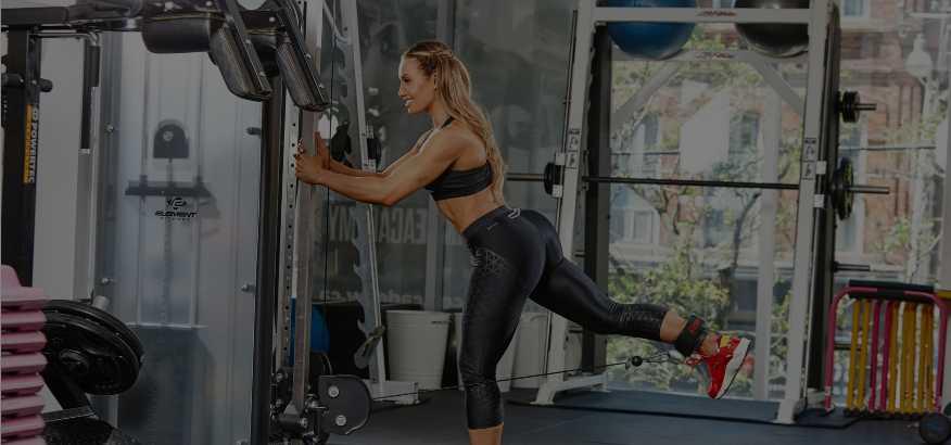 女人如何训练肌肉